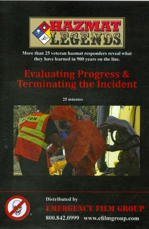 haztmat hzardous materials dvd training incident management