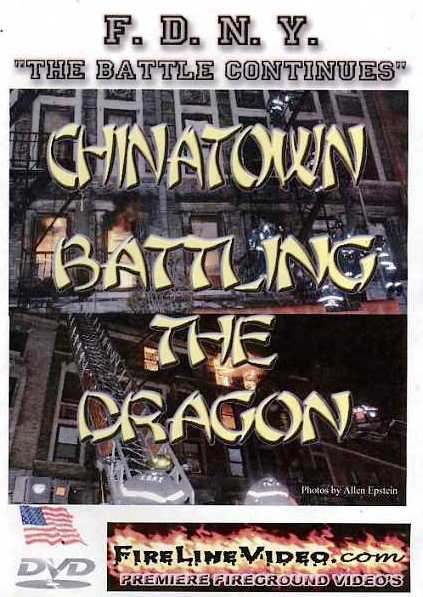 two major incidents from Chinatown. Hear all radio transmissions