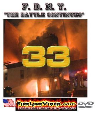 FDNY The Battle Continues v.33