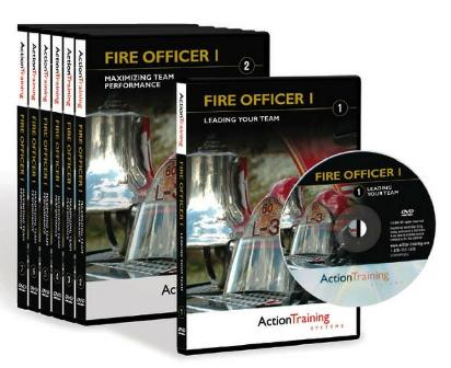 Fire Officer DVD Series