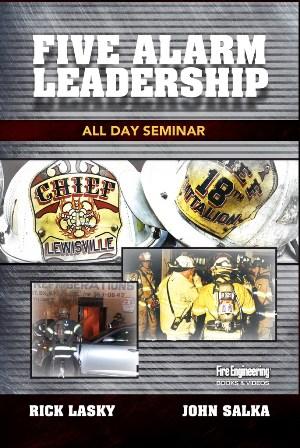 Five Alarm Leadership: All Day Seminar DVD