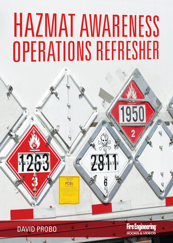 Hazardous Materials Awareness Operations Refresher DVD
