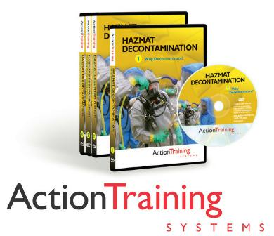 Hazardous Materials Decontamination DVD Series