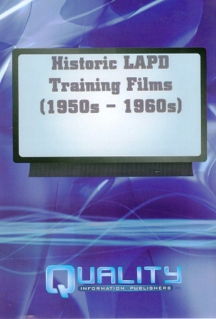 Historic LAPD Training Films