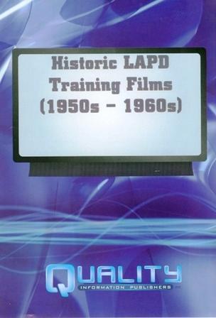 Historic LAPD Training Films