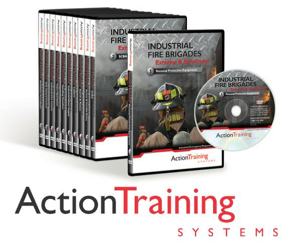 Industrial Fire Brigades: Exterior & Structural DVDs