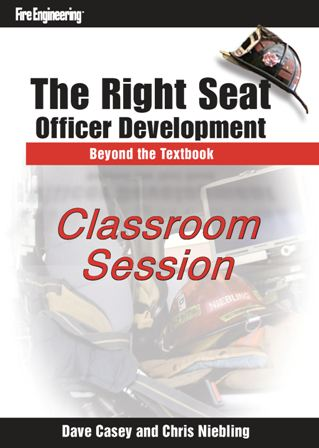 The Right Seat: Officer Development Beyond the Textbook Classroom Session