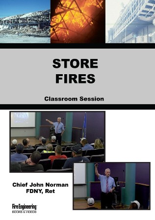 Store Fires Classroom Session DVD