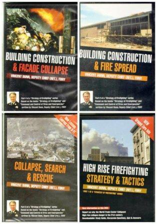 Strategy of Firefighting DVD Set