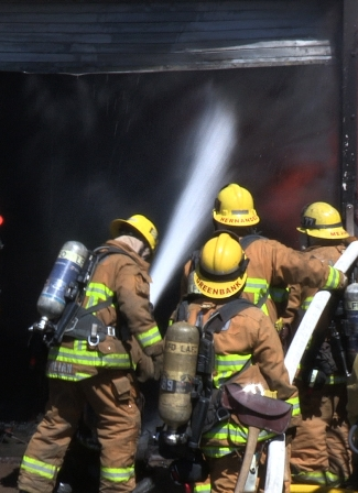 Structure Fires DVD