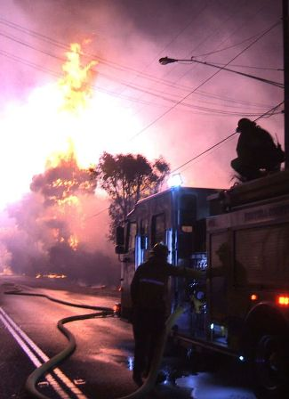 Thomas Fire, Ventura, CA Volume 1