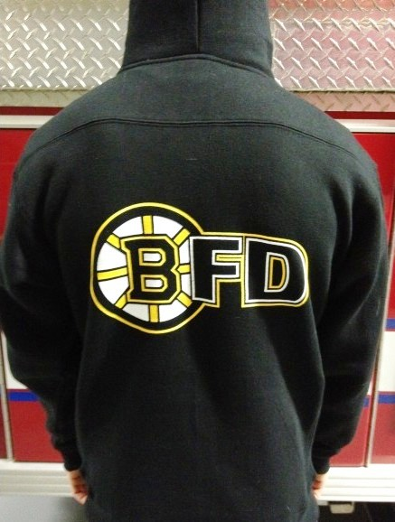 Fire Department Sweatshirts