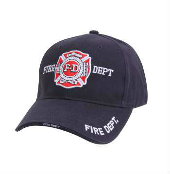 Fire Department Baseball Hat