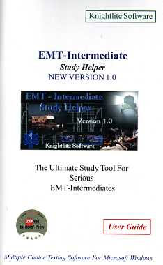 EMS, EMT, and Paramedic Training and Study Software