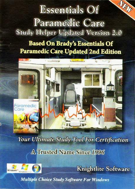 Essentials of Paramedic Care Study Helper   e  Knightlite Windows   SEE             FSP Books and Videos