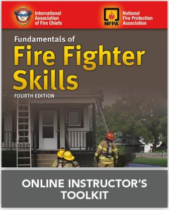 Fundamentals of Fire Fighter Skills, Fourth Edition Instructor Toolkit