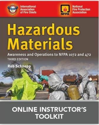 Hazardous Materials Awareness and Operations Third Edition Instructor Resource Kit