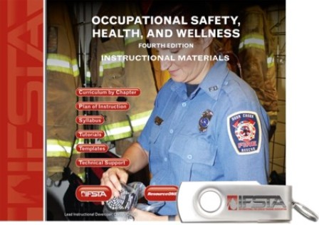 Occupational Safety, Health and Wellness, 4th Edition Curriculum USB