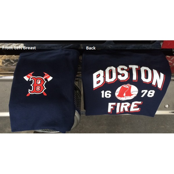 Boston Baseball Tee