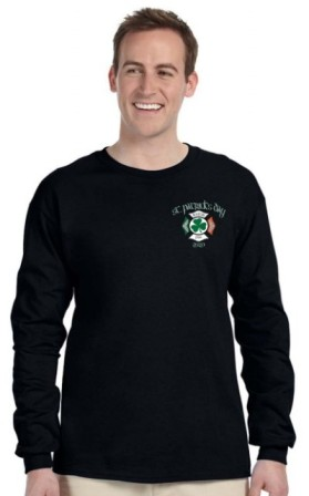 Boston Fire Department St Patrick's Day 2020 Tee