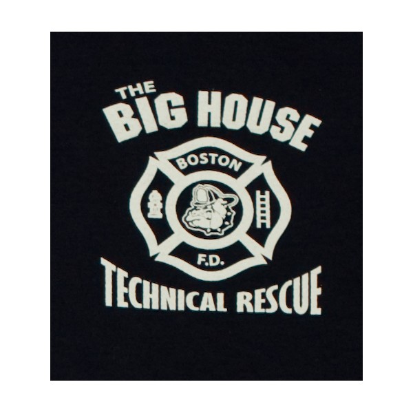 Boston Fire Department Shirts