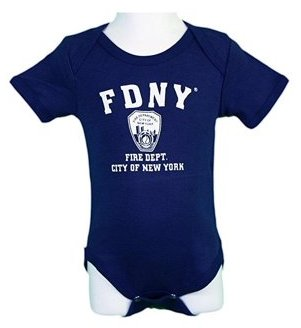 FDNY Infant One Piece